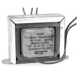 F41X Transformer, 25.2 vct, 2amp