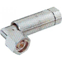 F4PNR-H Right Angle Type-N Male Connector, FSJ4-50B