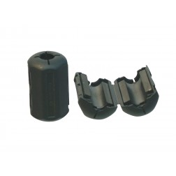 FERCKE-DD Snap On Ferrite Interference Choke, Fits Cable 0.388 OD