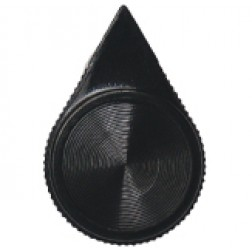 KNOB1D Tuning Black Knob