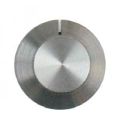 KNOB2H Tuning knob,aluminum w/skirt