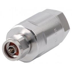 L5TNM-PS  Type-N Male Connector LDF5-50 Heliax Cable