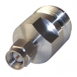 P2RSA-3752 Precision Adapter,SMA Male to Type-N Female, RFP2