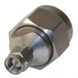 P2RSA-3753 Precision adapter, 18 ghz, Sma(male)--type-n(male), RFP@