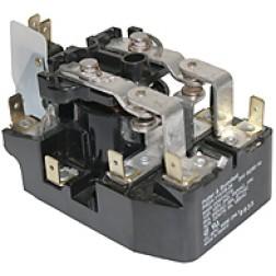 PRDA-11AYB-24 Relay 25 amp DPDT w/Microswitch
