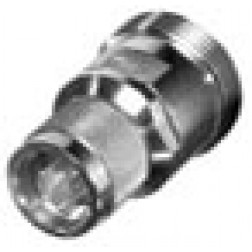 RFD1672-2 Adapter, 7/16 DIN Female to Type-N Male