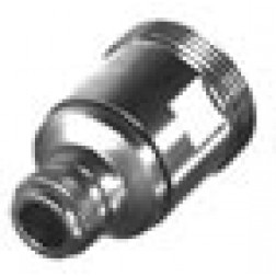 RFD1673-2 Adapter, 7/16 DIN Female to Type-N Female