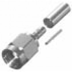 RSA3000-B SMA Male Crimp Connector