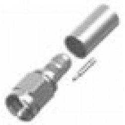 RSA3000-C SMA Male Crimp Connector