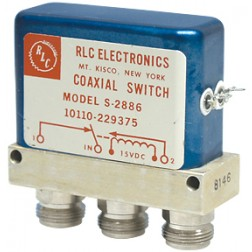 S2886 Coaxial switch,spdt 3 type-n(f)