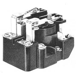 W199X-12 Relay, dpdt 30amp