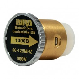 BIRD1000B - Bird Element, 50-125 MHz, 1000 Watt