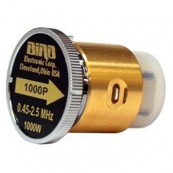 BIRD1000P - Bird Element, .45-2.5 MHz, 1000 Watt