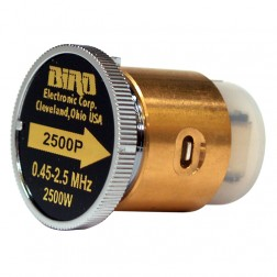 BIRD2500P - Bird Element, .45 - 2.5 MHz 2500 Watt