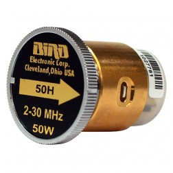 BIRD50H - Bird element 2-30 mhz 50w