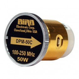 BIRDDPM50C - Bird Element 100-250MHz 50W (For Bird 5000 Meter)