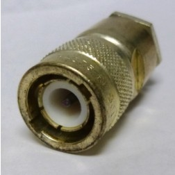 C18001 Connector, Type - C Male Clamp Connector, RG8. RG213, Automatic