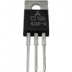 2SC2166C Transistor, Mitsubishi