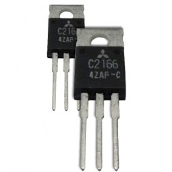 2SC2166MP Transistor, Matched Pair, Mitsubishi