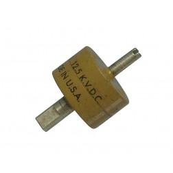 C500-12.5KV Doorknob Capacitor, 500pf 12.5kv, Centralab