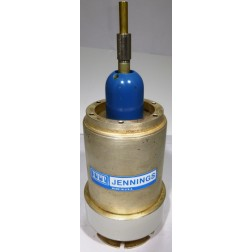 CVDD-500-15N759  Vacuum Variable Capacitor, 20-500pf, 15kv, Jennings (Clean Used)
