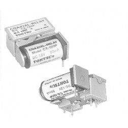 CX120P Coaxial relay, SPDT, Direct Connection, Tohtsu