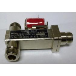 CX600N-24 Coaxial Relay, 24 volt