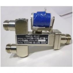 CX600NL Coaxial relay, spdt f(3-n)