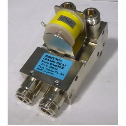 CX800N-12 Coaxial relay, DPDT, 12 Volt, Type-N Connectors, Tohtsu