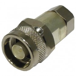 EZ400NMC-2 Type-N Male Clamp  Connector, Times Microwave