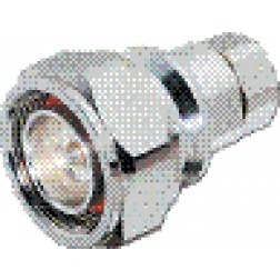 F4PDM-C 7/16 DIN Male Connector, FSJ4-50B, Andrew