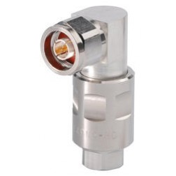 F4PNR-HC Right Angle Type-N Male Connector, FSJ4-50B