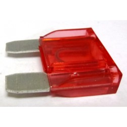 FUSE-LGBLD50 Fuse, large blade, red. 50a