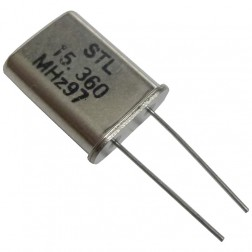 GALXCR15360 - Galaxy Crystal 15.360 MHz