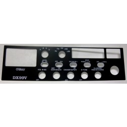 GALXFACEPL-99 Replacement Faceplate DX99V