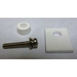 GALXXSTRSCREW  KIT (Mounting Screw / Round Insulator / Mounting Mica) JS492012MN-XZZZ90358ZR-XZZZ90003ZR