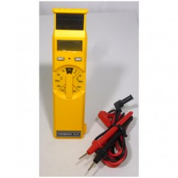 HS26 Digital Multimeter & Test Leads, Fieldpiece