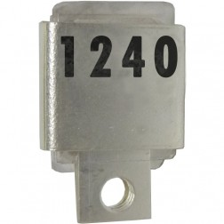 J101-1240 Metal Cased Mica Capacitor, 1240pf