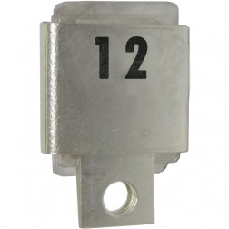 J101-12  Metal Cased Mica Capacitor, 12pf