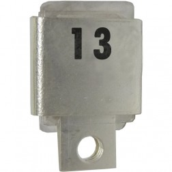 J101-13 Metal Cased Mica Capacitor, 13pf