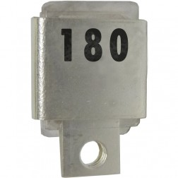 J101-180  Metal Cased Mica Capacitor, 180pf