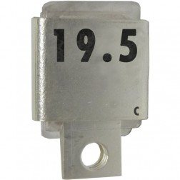 J101-19.5-C  Metal Cased Mica Capacitor, 19.5pf