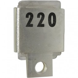 J101-220  Metal Cased Mica Capacitor, 220pf