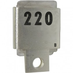 J101-220B Metal Cased Mica Capacitor, 220pf