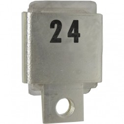 J101-24 Metal Cased Mica Capacitor, 24pf