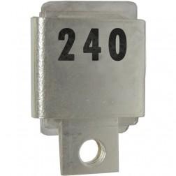 J101-240 Metal Cased Mica Capacitor, 240pf