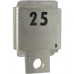 J101-25B Metal Cased Mica Capacitor, 25pf