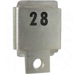 J101-28 Metal Cased Mica Capacitor, 28pf