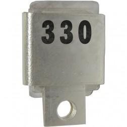 J101-330  Metal Cased Mica Capacitor, 330pf