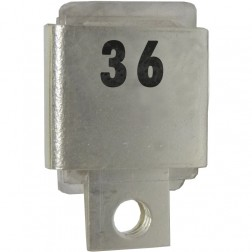 J101-36  Metal Cased Mica Capacitor, 36pf